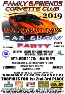 Upcoming Events – Western States Corvette Council