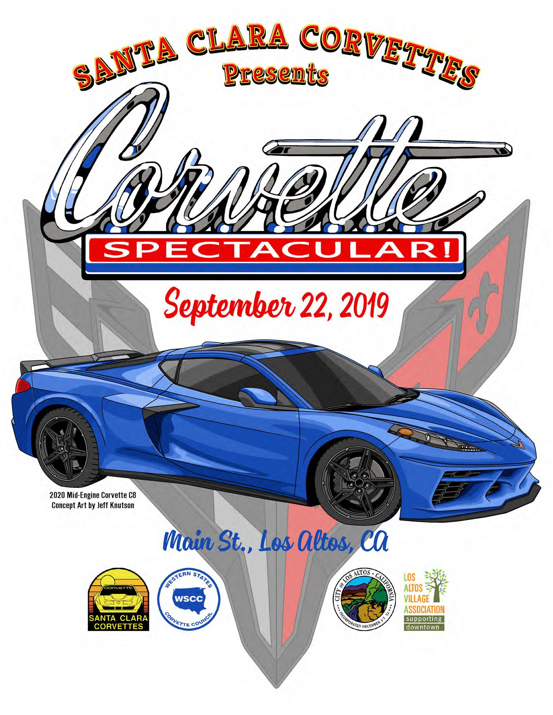 Corvette Spectacular – Car Show Type V – Western States